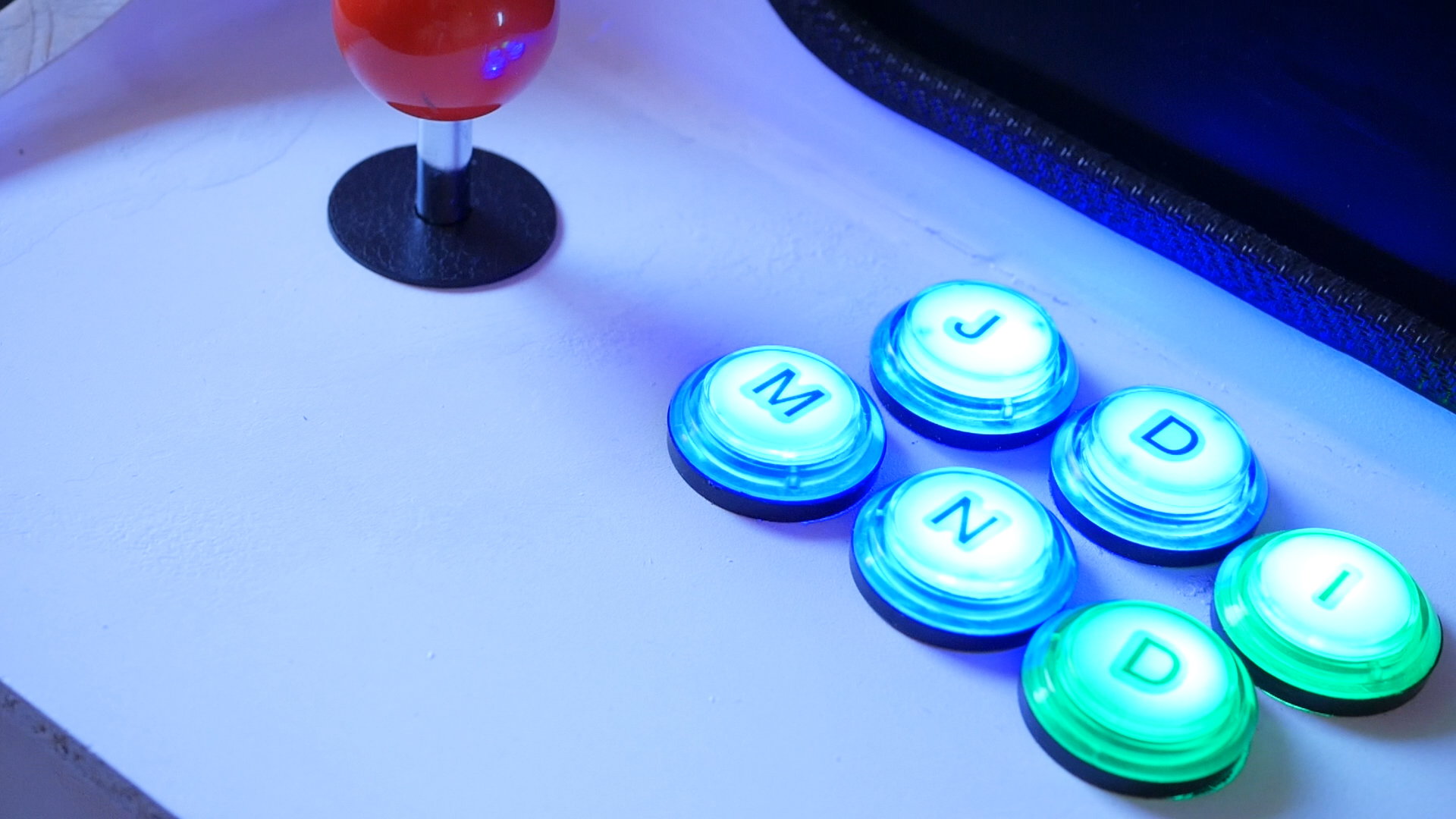 Arcade Automat LED Buttons