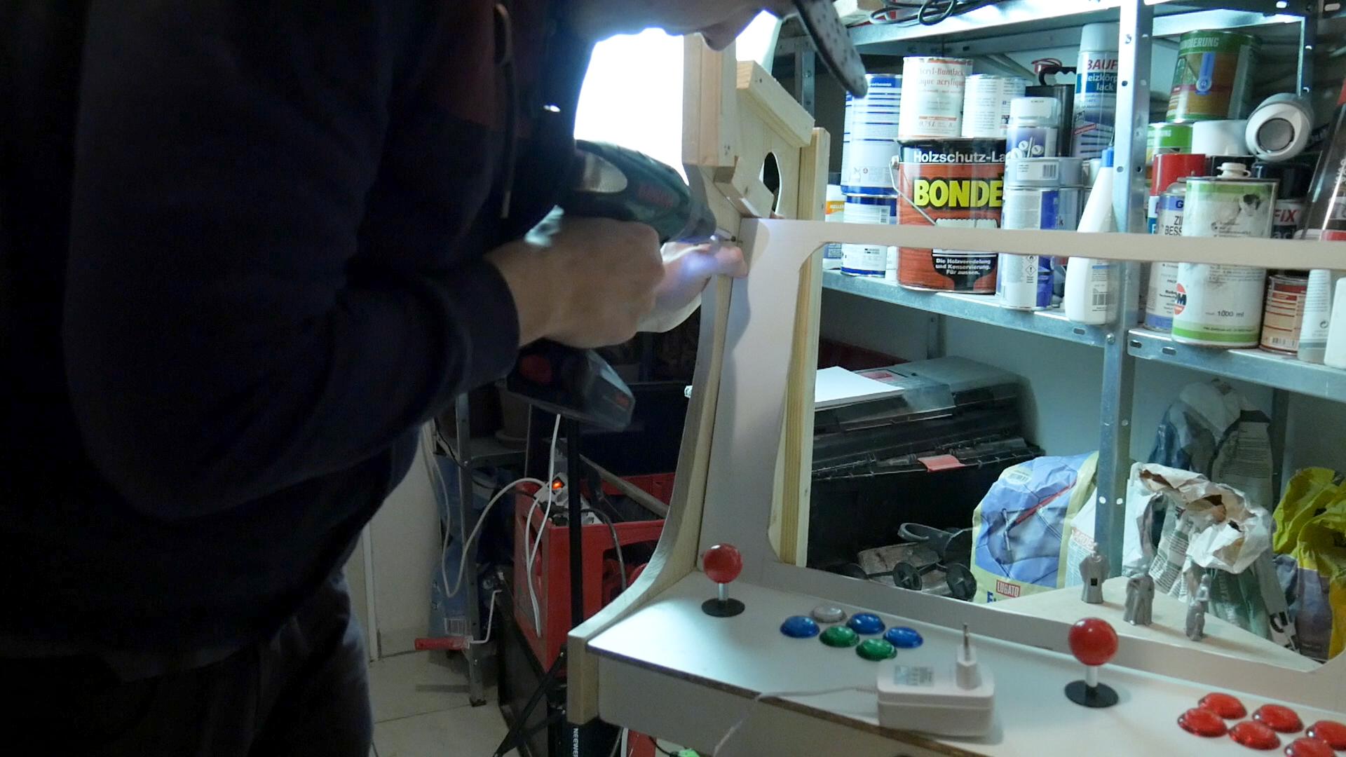 Blende Arcade Automat