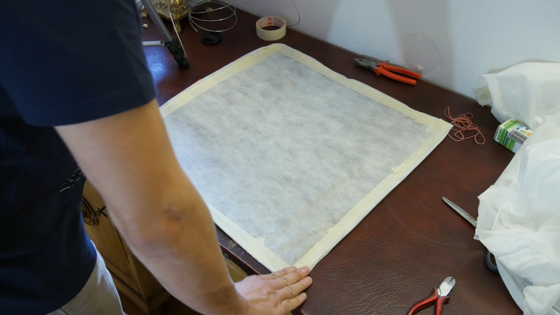 Softbox bauen DIY