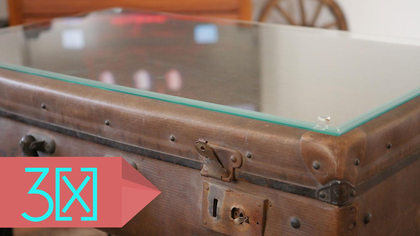 Koffer Tisch Bauen.So Verwandelt Ihr Einen Alten Koffer In Einen Antiken
