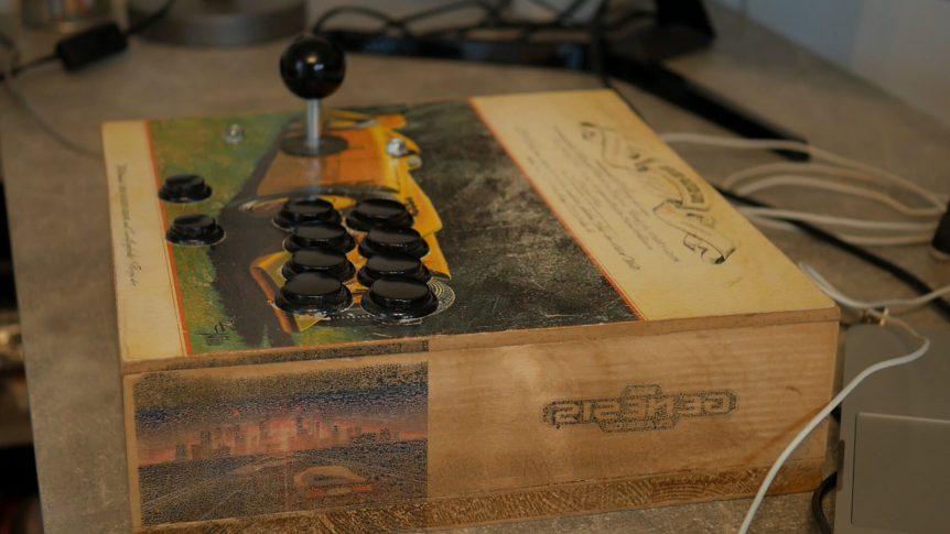 Holzdruck Controller