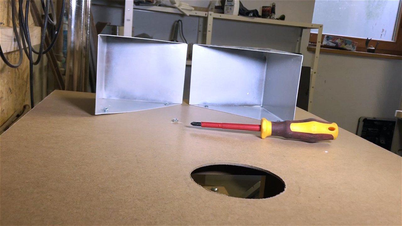 Aufbewahrungsbox Schallplatten