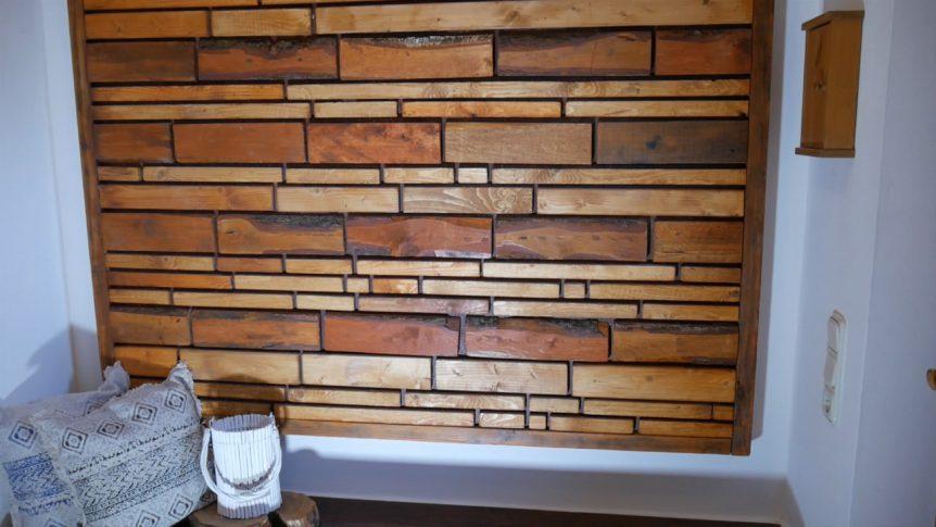 DIY Holzbild